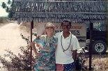Julie & Pan Hirunchai