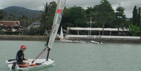 Yacht club & Dinghy