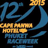 Phuket Raceweek 2015 Logo